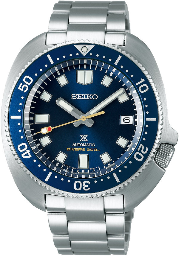Seiko Prospex 1970 Modern Re-Interpretation 55th Anniversary Limited Edition SPB183J1